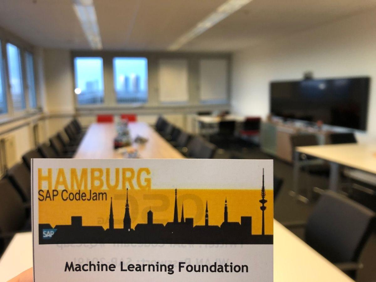 SAP CodeJam bei QSC in Hamburg im Februar 2019. Bild: © QSC AG.