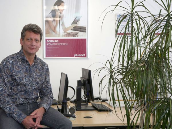 Michael Schäfer, Geschäftsführer der ComDaVo GmbH. Bild: © ComDaVo.