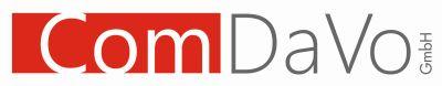 Logo der ComDaVo GmbH. Bild: © ComDaVo.