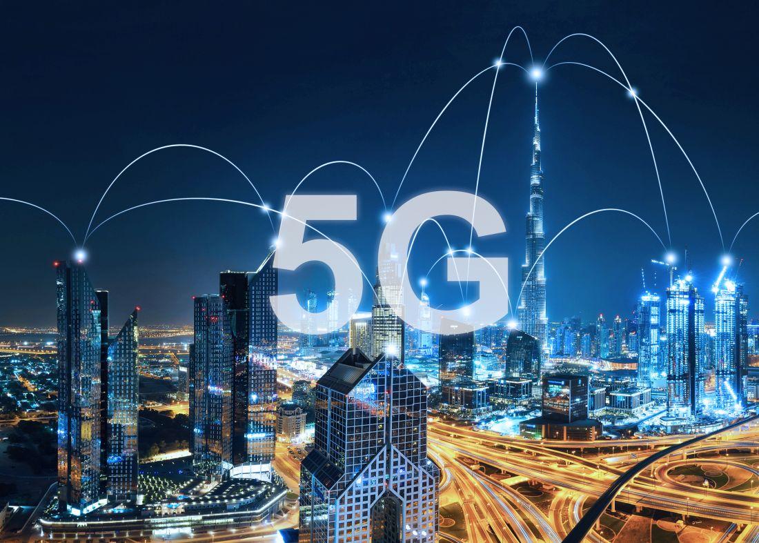 Die neue 5G-Mobilfunktechnologie benötigt eine umfangreiche Glasfaserinfrastruktur. Bild: © istock.com / Waitforlight