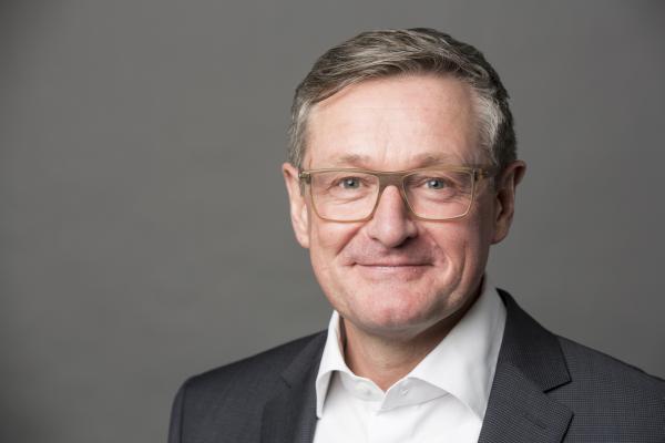 Jürgen Hermann, Vorstand der QSC AG. Bild: © QSC AG.