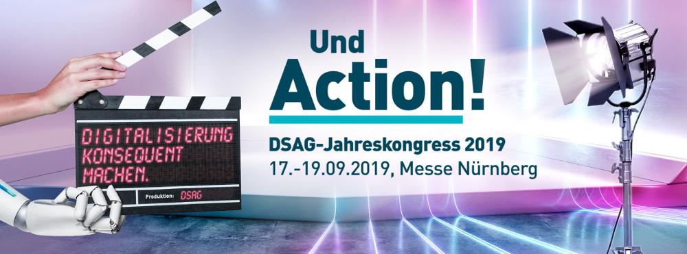 DSAG-Jahreskongress 2019. © DSAG.