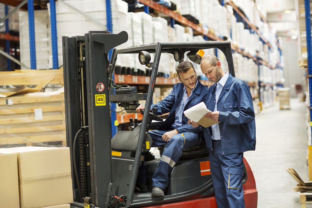 Logistik mit SAP S/4HANA. Bild: © Morsa Images / Getty Images