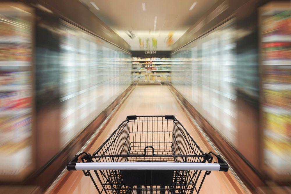 Digitalisierung im Einkauf. Bild: © Nipitpon Singad / EyeEm / Getty Images