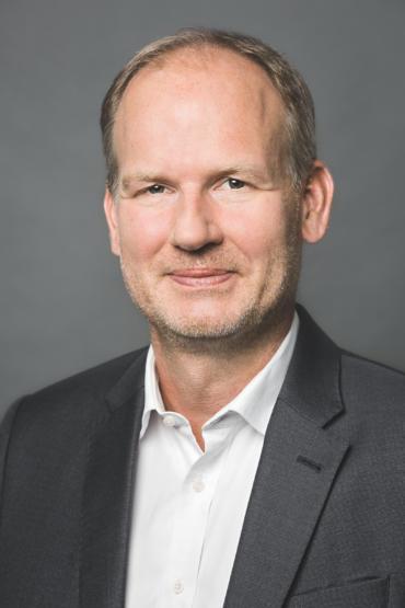 Thies Rixen, Leiter des Geschäftsbereichs Cloud- und IT-Outsourcing bei QSC. Bild: © QSC AG