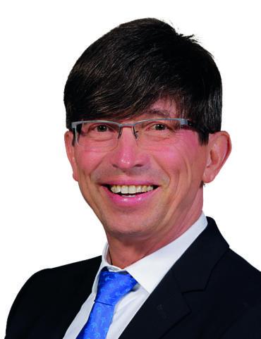 Prof. Dr. Gunther Olesch, CHRO bei Phönix Contact und im Vorstand der Arbeitgebervereinigung in Ostwestfalen-Lippe. Bild: © Privat.