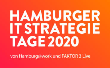 Hamburger IT-Strategietage, 13./14. Februar 2020. Bild: © Hamburg@work GmbH