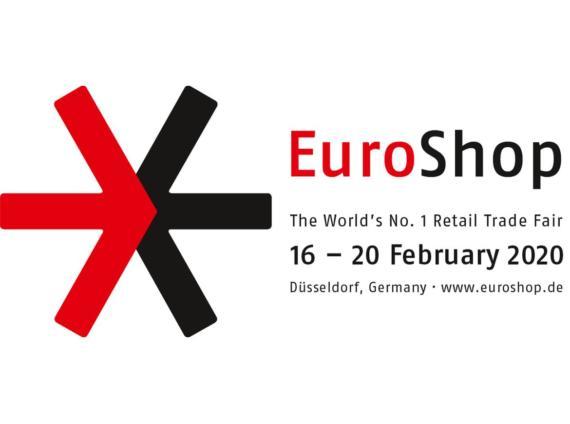 EuroShop 2020. Logo: © Messe Düsseldorf GmbH