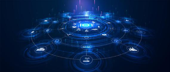 Cloud-Plattformen gelten als wichtigste Technologie für den erfolgreichen Betrieb von IoT-Lösungen. Bild: © NatalyaBurova / Getty Images