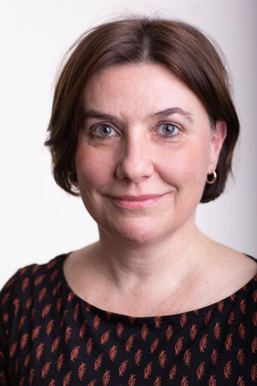 Catherine Castin, Leiterin des Corporate Marketing Offline der QSC AG. Bild: © Michael Röhrig Fotografie