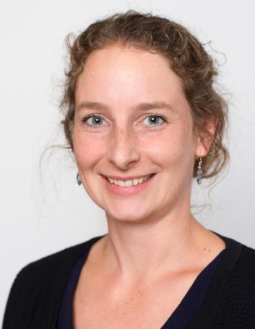 Julia Herzog, Teamleiterin Personalrecruiting bei der QSC AG. Bild: © QSC AG