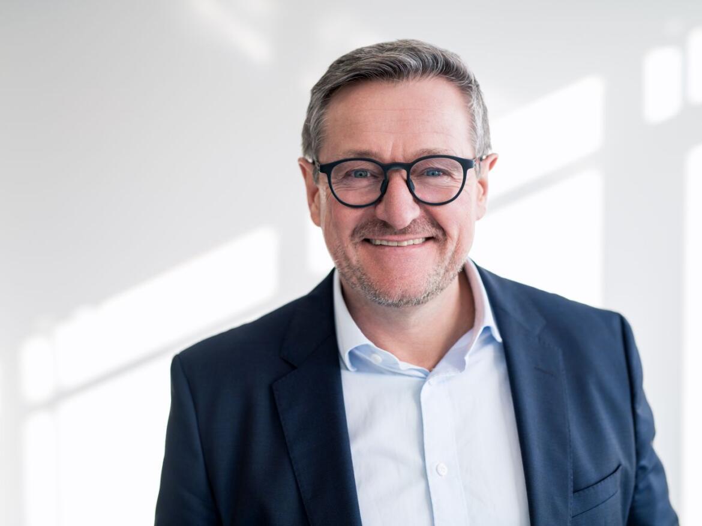 Jürgen Hermann, CEO der q.beyond AG.