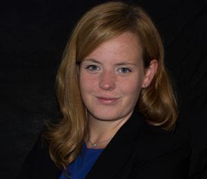 Porträtbild von Lisa Speicher, q.beyond AG
