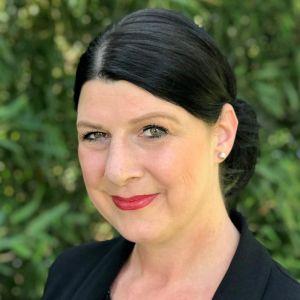Porträtbild von Martina Altheim