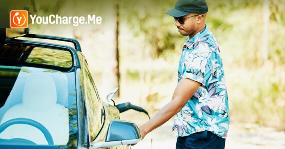 YouCharge.Me von q.beyond: Die Sharing Community für Elektromobilist:innen. Bild: © Thomas Barwick / Getty Images
