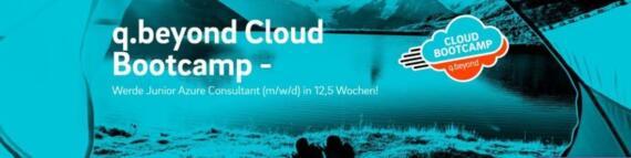 Cloud Bootcamp der q.beyond AG
