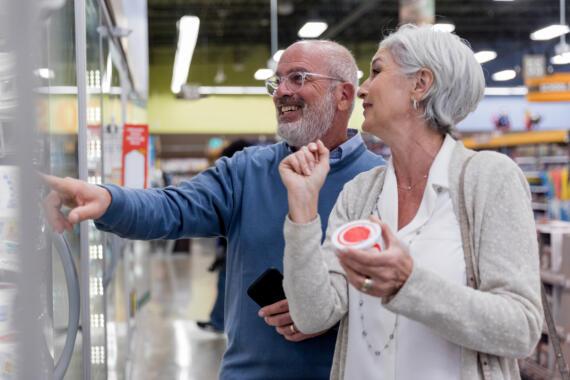 Electronic Shelf Labels können ein neues Einkaufserlebnis kreieren.